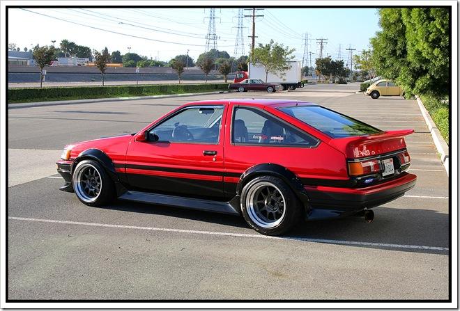 Toyota-AE86